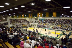The 2009 basketball game at Norfolk State was sold out