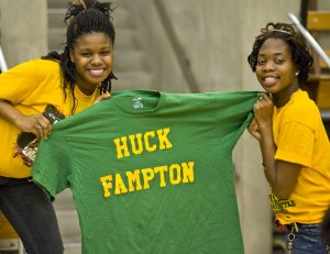 Norfolk State fans show how they feel about Hampton